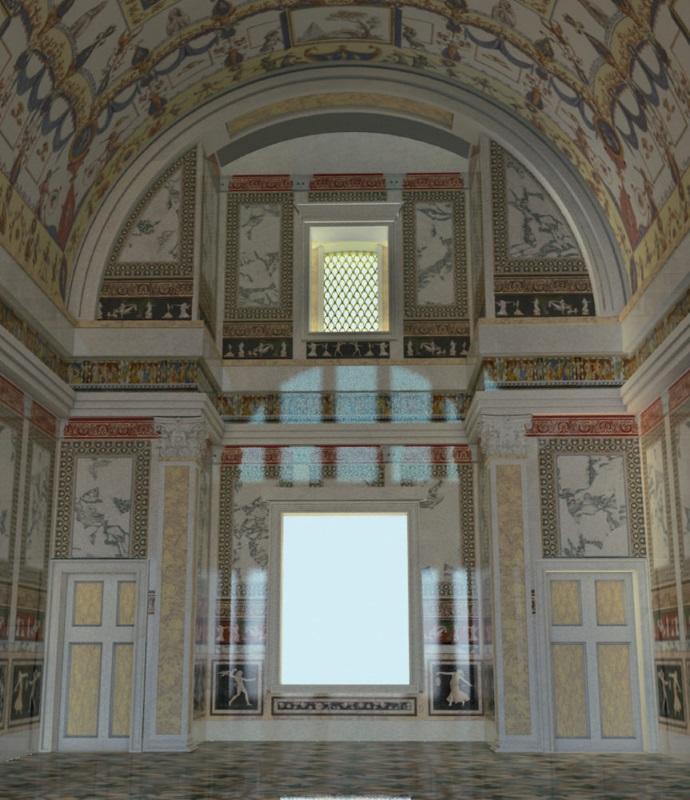 Trieste Apartment Villas: Domus Aurea Project. Visit To The Worksite With Virtual
