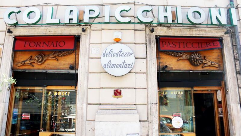 Forno Pasticceria Angelo Colapicchioni