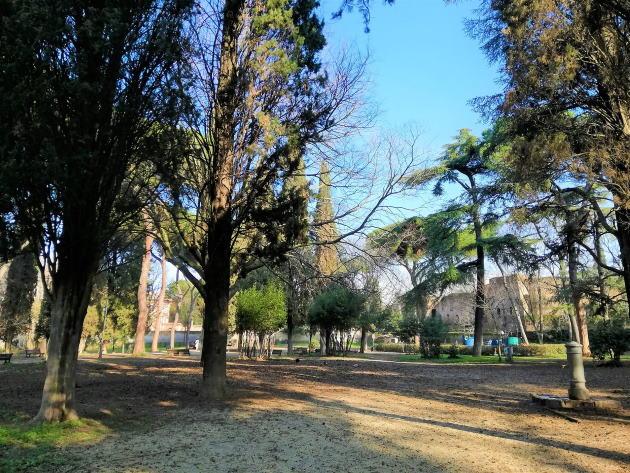Parco degli Scipioni