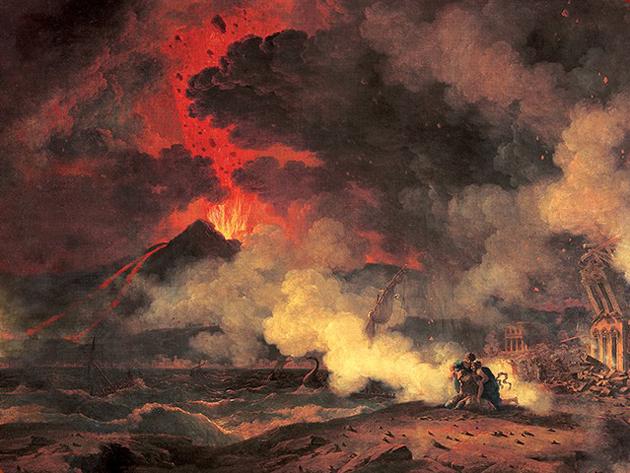 Pompei e Santorini: l'eternità in un giorno