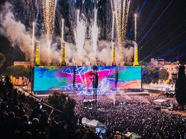 Rock in Roma Summer Fest 2019