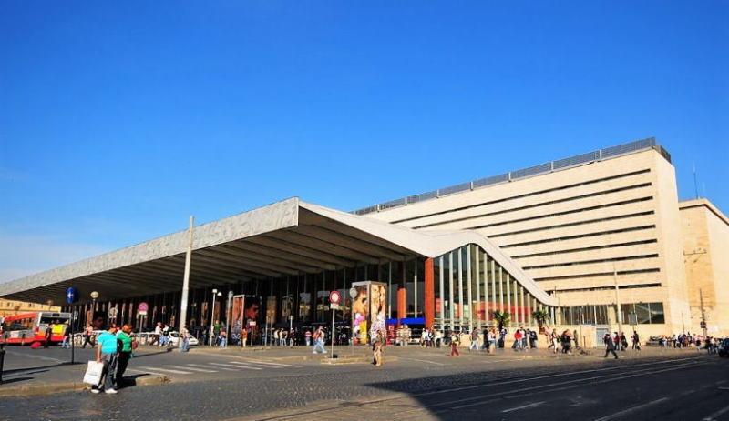 Stazione Termini - Foto blog Italotreno