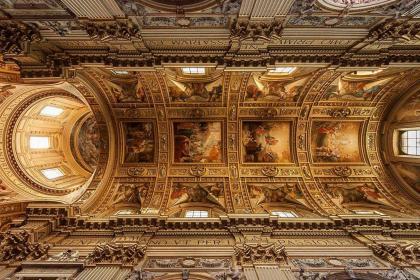 Foto @Sant'Andrea della Valle Official FB Account