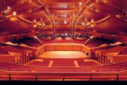Fondazione Musica Per Roma - Auditorium Parco della Musica
