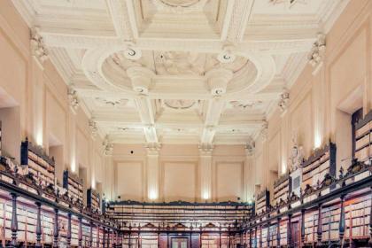 Biblioteca Vallicelliana - Foto Account Ufficiale Facebook