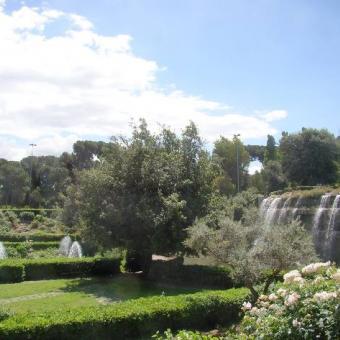 Giardino delle Cascate ph EUR SpA