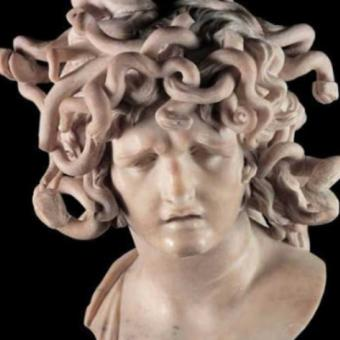 Medusa - Bernini