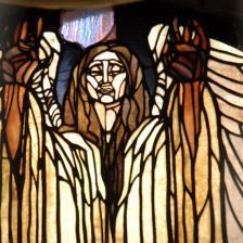 Cappella Franchi - Angelo delle tenebre (Duilio Cambellotti)