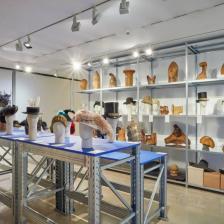 RoMaison Exhibition view - Laboratorio Pieroni-ph credit Simon d'Exéa