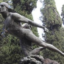Tomba Arrigo Saltini - Aviatore (Enrico Tadolini)