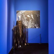 RoMaison Exhibition view - Tirelli Costumi - ph credit Simon d'Exéa