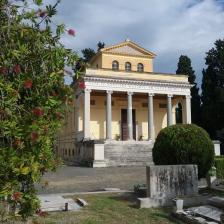 Quadriportico - chiesa Santa Maria della Misericordia (Vespignani)