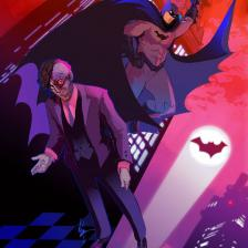Afua Richardson - Batman