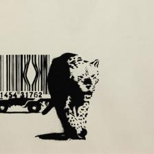 Barcode, 2004, Courtesy Artrust
