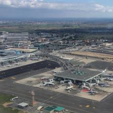 Foto @AeroportiDiRomaFiumicinoCiampino