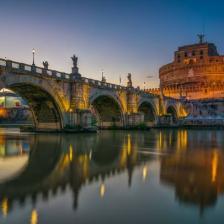 """Castel S.Angelo Ph. Marcello Tedeschi/concorso fotografico Touring """"Monumenti d'Italia"""""""