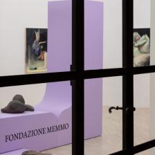 Installation View - Foto Daniele Molajoli