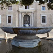 Fontana della Palla di Cannone