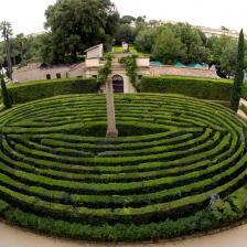 Giardini del Quirinale