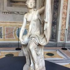 Leda e il cigno, copia da originale greco, II sec. d.C., Musei Capitolini,  ©Sovrintendenza Capitolina ai Beni Culturali