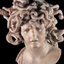 Medusa - Bernini
