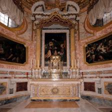 Monastero delle Oblate di Santa Francesca Romana a Tor de' Specchi Abside del Coro