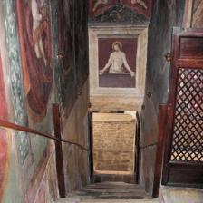 Monastero delle Oblate di Santa Francesca Romana a Tor de' Specchi - Scala Santa