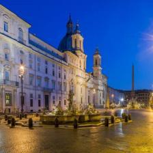 Palazzo Pamphilj - Piazza Navona