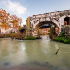 Ponte Emilio e Ponte Palatino
