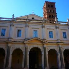 Aventino, Basilica dei Santi Bonifacio e Alessio - Foto Turismoroma L. Dal Pont