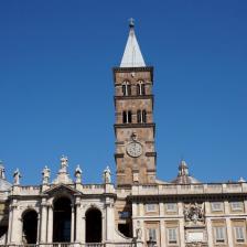 Basilica di Santa Maria Maggiore - Foto Turismoroma L. Dal Pont