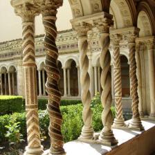 Basilica di San Paolo fuori le Mura - Chiostro