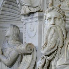 San Pietro in Vincoli - Mosè