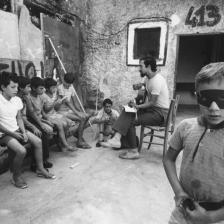 Scuola di periferia, Roma 1957