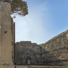 Tempio della Sibilla - ph. visittivoli Official website-Assessorato Cultura e Turismo Tivoli