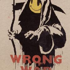 Wrong War, 2004, collezione privata, Courtesy Artrust
