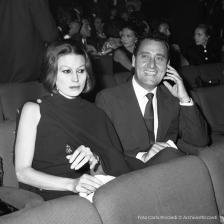 Alberto Sordi con Silvana Mangano (1960)