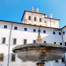 Palazzo Chigi di Ariccia, foto @amicidipalazzochigi