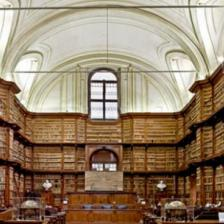 Biblioteca Angelica - Foto Account Ufficiale Facebook
