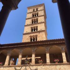 Campanile Santa Scolastica