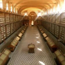 Biblioteca Casanatense - Foto Account Ufficiale Facebook