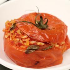 Pomodori di riso - Foto Slow Food Roma
