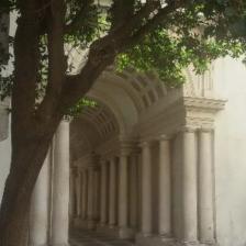 Galleria Spada, Colonnata
