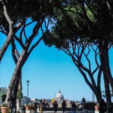 Giardino degli Aranci - Foto Sovrintendenza Capitolina