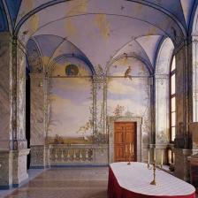 Palazzo Chigi di Ariccia, foto @PalazzoChigiAriccia