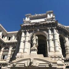 Palazzo di Giustizia - Foto fondoambiente.it