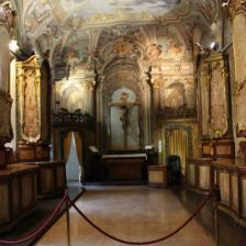 Chiesa di Santa Maria Maddalena, Sacrestia