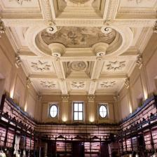 Biblioteca Vallicelliana - Foto Account Ufficiale Facebook