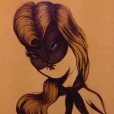 Dorothy Circus Gallery (Via dei Pettinari 76, Centro Storico), Miss Van.