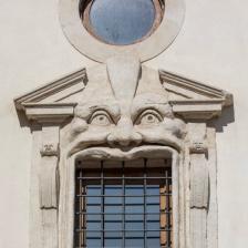 Palazzo Zuccari - Biblioteca Hertziana